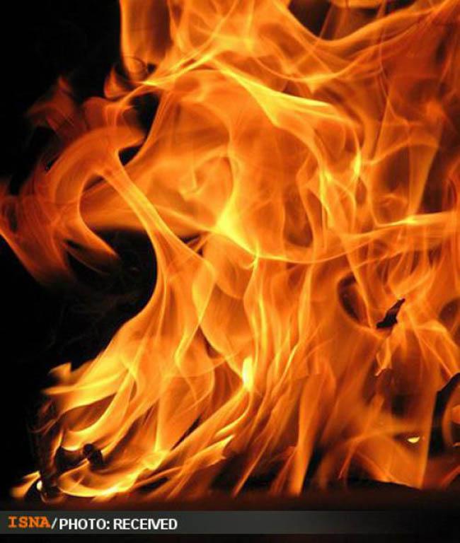 مرگ دختر معلول در آتش علاءالدین