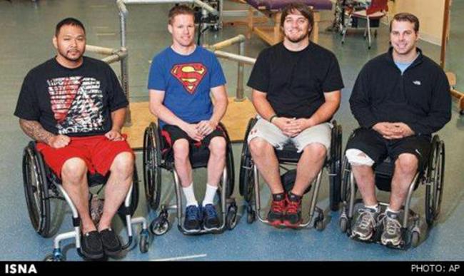 احیای توان حرکتی چهار بیمار معلول با تحریک الکتریکی نخاع