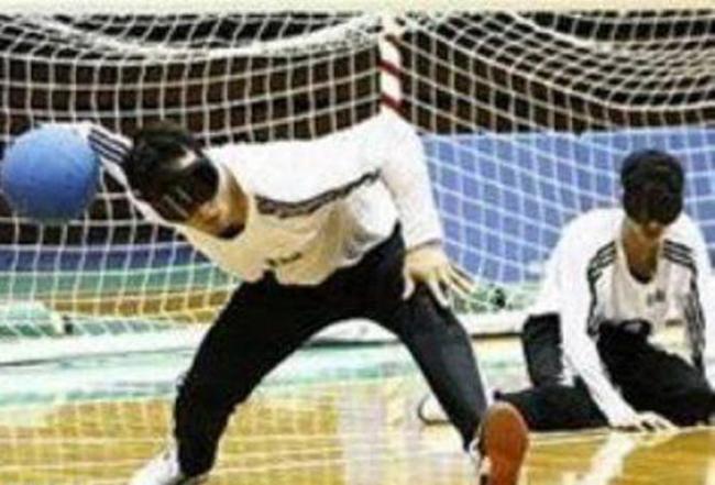 آقای گل ایرانی گلبال آسیا خواستار حمایت بیشتر از ورزش معلولان شد