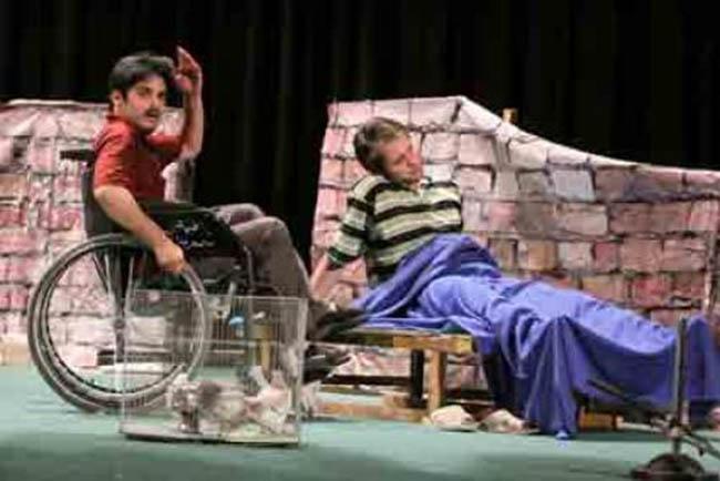 نمایش 10 اثر منتخب در دهمین جشنواره تئاتر معلولین بوشهر
