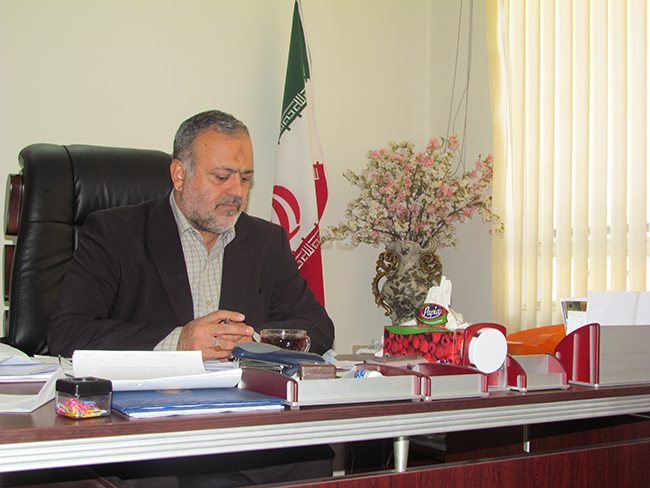 ملاقات با نماینده مردم قزوین در مجلس شورای اسلامی