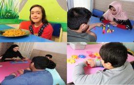 توسعه و حقوق کودکان معلول