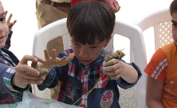 برگزاری اردوی یک روزهی آموزشیـتفریحی ویژهی کودکان معلول