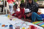 اولین کانون معلولین هلال کشور، برگزار کنندهی اردوی یک روزهی کودکان معلول