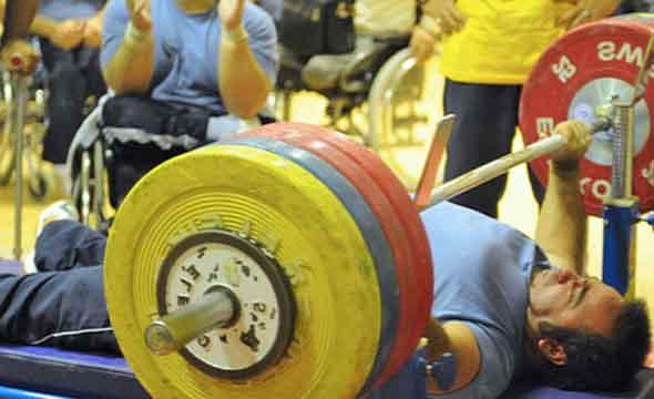 دومین مرحله تمرینات تیم وزنهبرداری معلولان برگزار میشود
