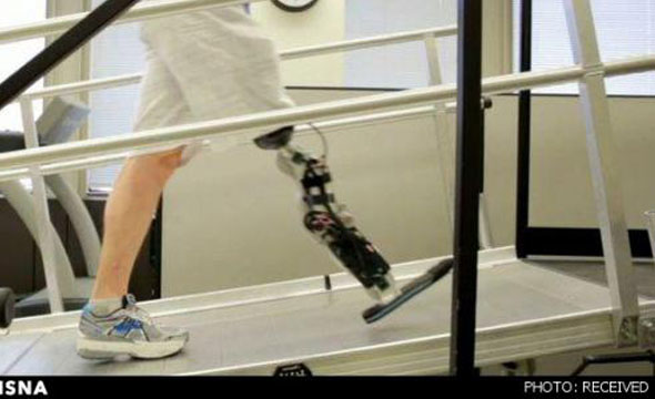 آزمایش موفقیتآمیز نخستین پای مصنوعی قابل کنترل با قدرت ذهنی