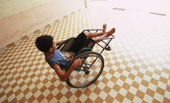 حمایت از معلولین در حقوق بین الملل