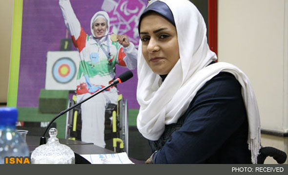 حضور زهرا نعمتی در کنفرانس سازمان ملل