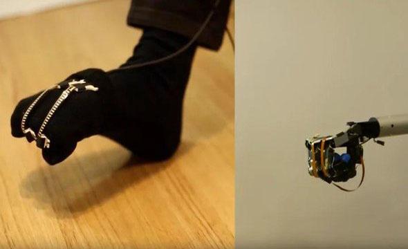 دستیابی محققان ایرانی به فناوری ساخت رباتهای نرم