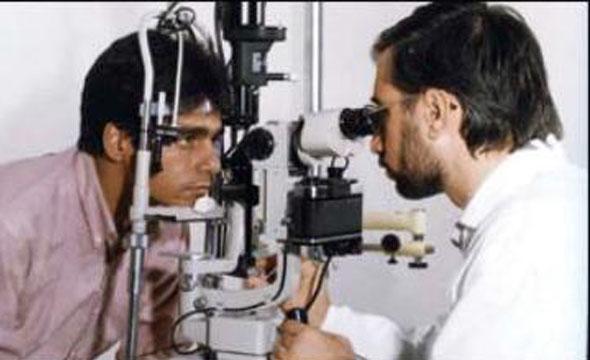 خدمات بینایی سنجی تا پایان هفته در مرکز توانخبشی ایلام رایگان است