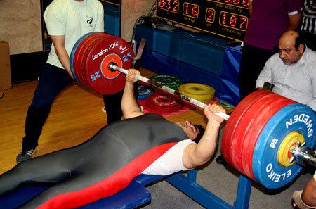 تیم ملی وزنه برداری معلولان فردا راهی مکزیک می شود