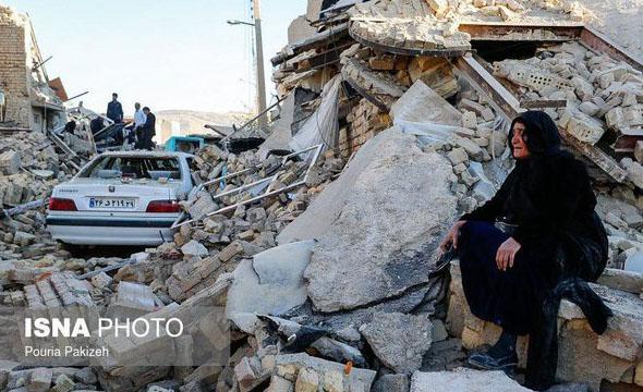 اعزام 50 روانشناس به مناطق زلزله زده کرمانشاه