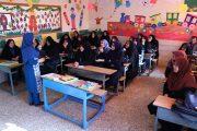 دوره آموزشی-تخصصی اختلال یادگیری معلمان کلاس اول برگزار شد