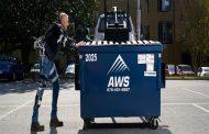 همکاری شرکت مدیریت زباله Rubicon Global در طراحی اسکلت بیرونی ویژه رفتگران