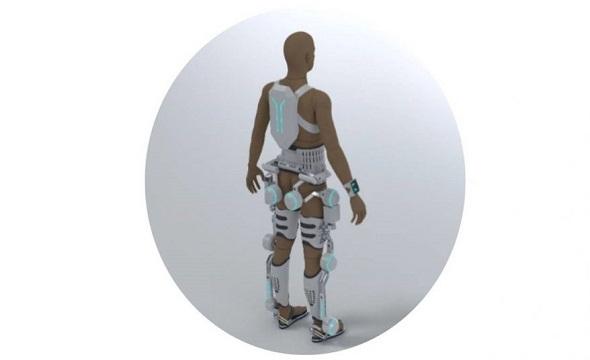 اسکلت بیرونی Human in Motion Robotics و کسب جایزه مسابقه تویوتا