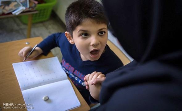 بچه های«اوتیسم» نگران حضور در اجتماع/افراد کم توان را دریابیم