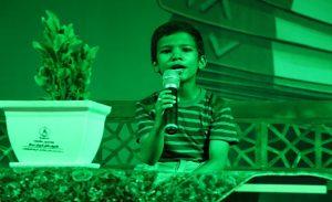قاری کودک:محمد یاسین رئیسی