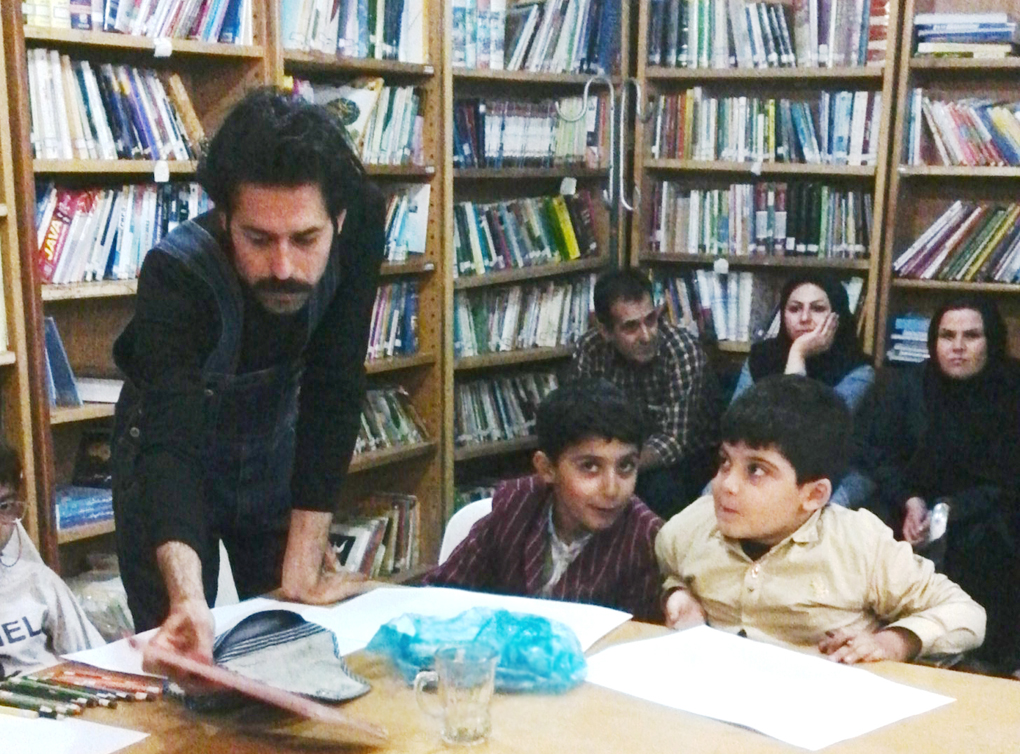 مسابقه بینالمللی نقاشی کودکان ۱۰ تا ۱۴ سال با موضوعات حقوق بشر