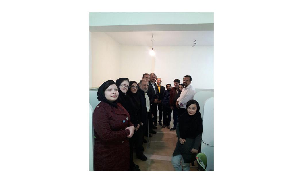 رضایی نیک: از مرکز تلفن کانون توانا حمایت میکنیم