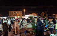 برگزاری جشنواره نیکوکاری فروش صنایع دستی و غذا در بندرلنگه توسط انجمن ضایعات نخاعی هرمزگان