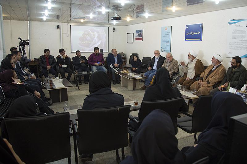 نماینده ولی فقیه در استان قزوین:  فعالیتهای کانون توانا مصداق عملی اقامه نماز است