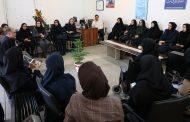 مدیرکلدفترامور بانوانو خانواده استانداری قزوین در بازدید از کانون توانا:  جامعه در امور معلولان در مرحله شعار باقیمانده