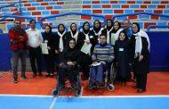 بزرگترین گردهمایی ورزشی معلولان شهرستان البرز برگزار شد