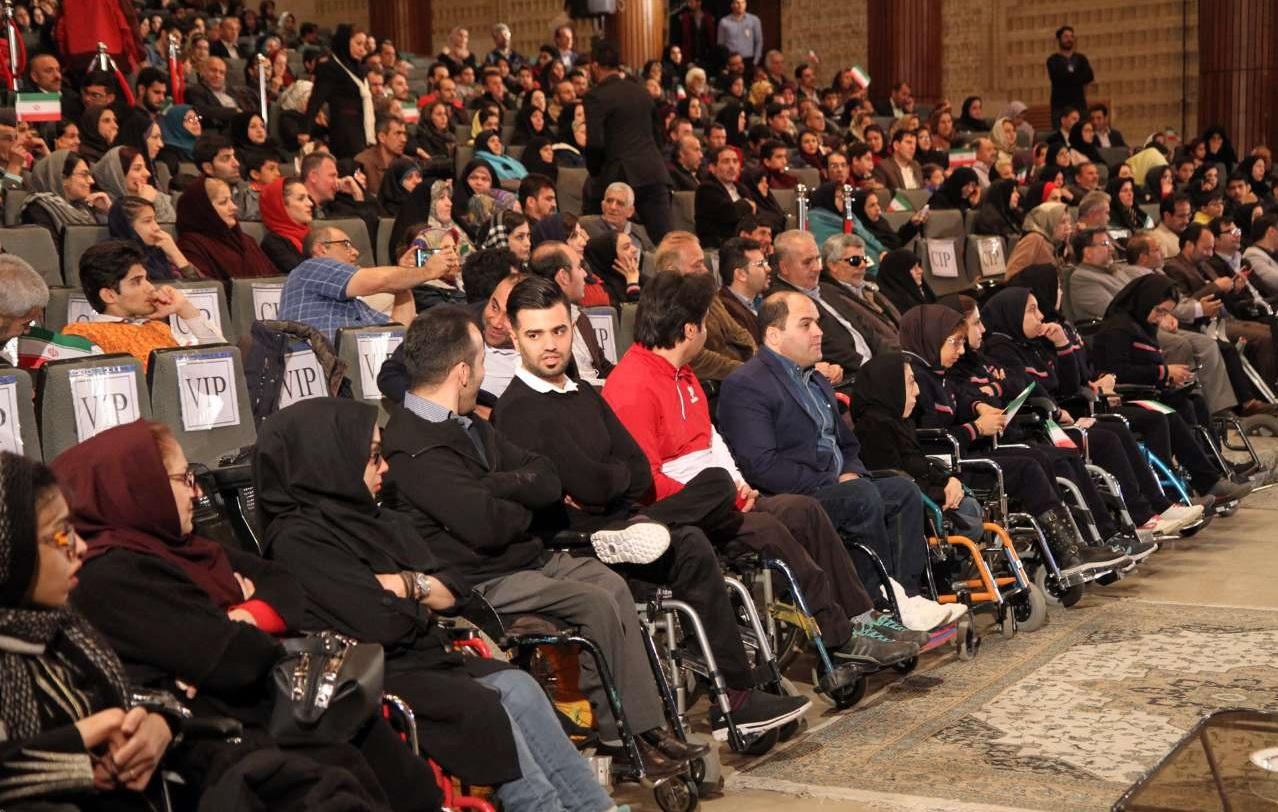 عصر امروز برگزار شد:نخستین آئین تجلیل از ورزشکاران دارای معلولیت قزوین