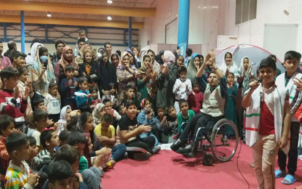 قصه آدمهای خوب/ وقتی معلولیت عامل خدمترسانی در بحران میشود