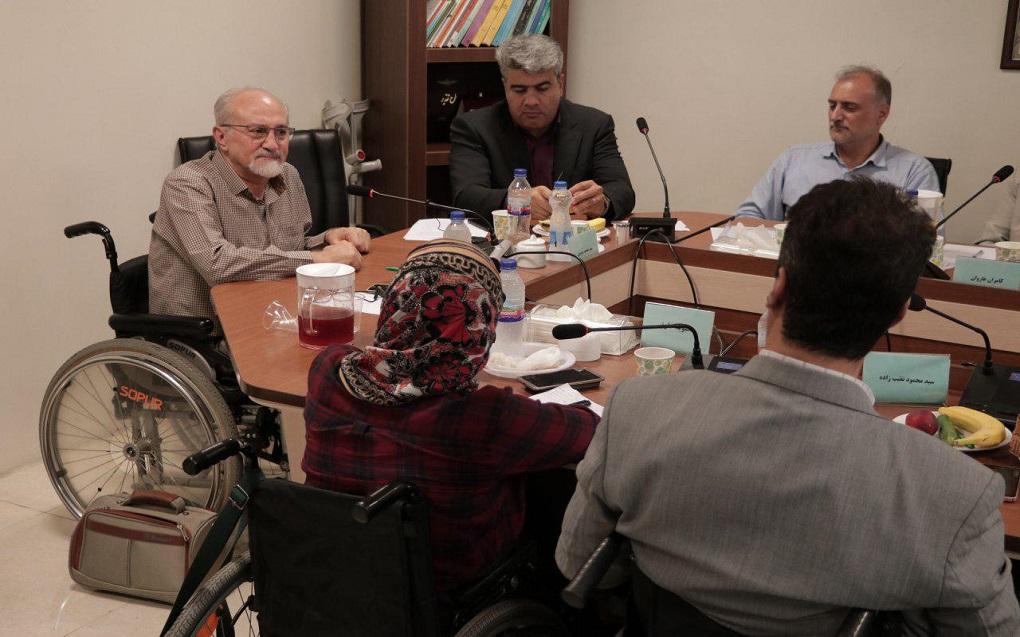 برگزاری دومین جلسه هماهنگی کمیتههای اجرایی و حقوقی مجمع هماندیشی سمنهای معلولان