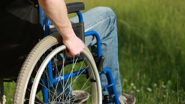 معلولان  نخاعی مناطق صعب العبور البرز شناسایی میشوند