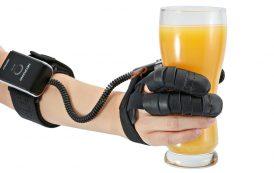 طراحی دستکش روباتیک برای معلولان