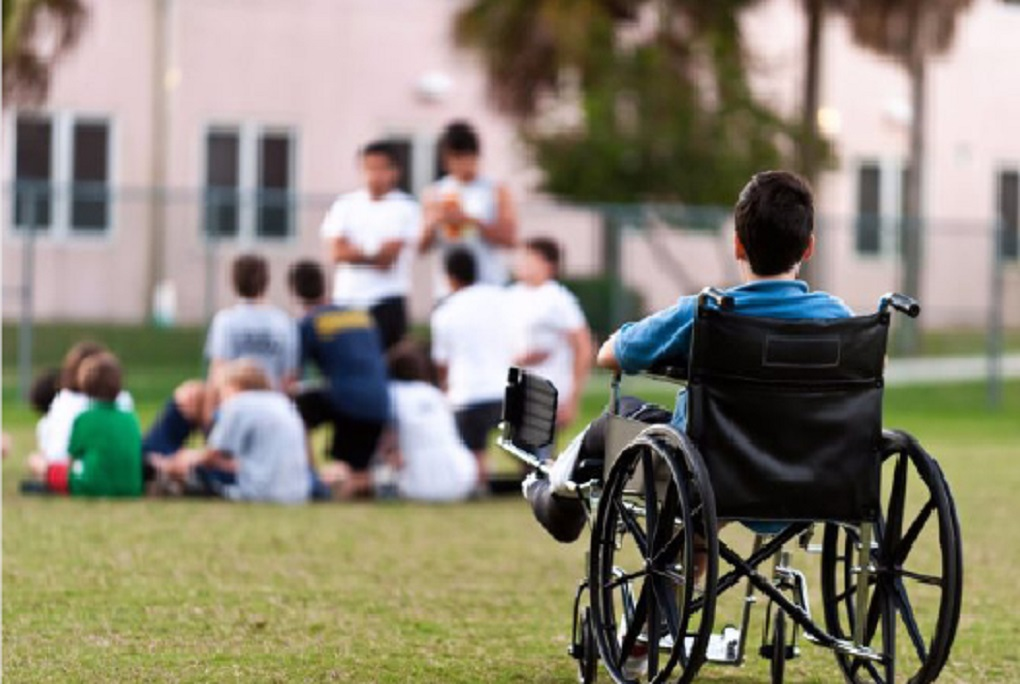 سلامتی افراد دارای معلولیت