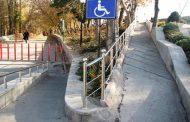 ۱۳ مسیر در شهر آستارا برای تردد معلولان مناسبسازی میشود