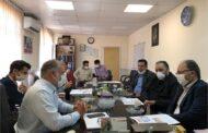 دیدار مدیرکل فرهنگ و ارشاد اسلامی استان قزوین از کانون معلولین توانا