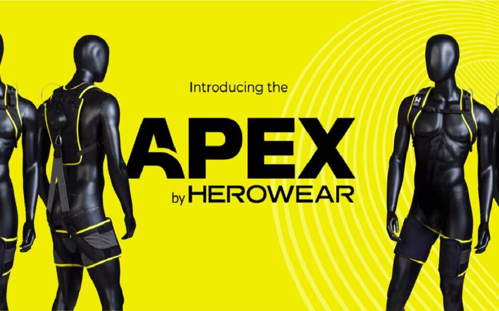 اسکلت بیرونی برای همه : اسکلت بیرونی غیرفعال HeroWear Apex