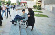 معلولان قزوینی از طریق سامانه معبر مشکلات مناسبسازی را گزارش دهند
