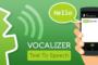 صفحهخوان وکلایزر (Vocalizer TTS Voice)