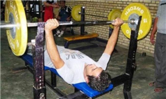 نایب قهرمانی مازندران در وزنهبرداری جانبازان و معلولان کشور