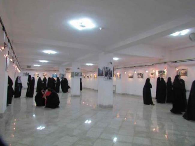 برگزاری نمایشگاه عکس با موضوع معلولان