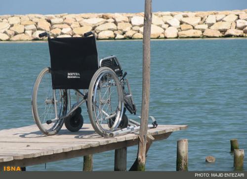 موانع گردشگری از مسیر معلولان برداشته شود