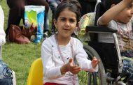 اردوی یک روزهی آموزشیـتفریحی ویژهی کودکان معلول