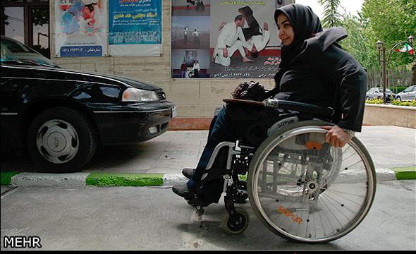 نادیده گرفته شدن کارگران معلول