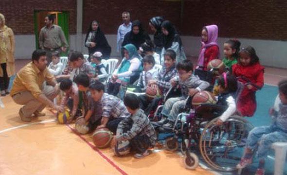 همایش استعدادیابی ورزشی و کلاسبندی پزشکی کودکان و نوجوانان معلول