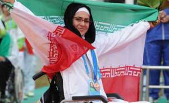 زهرا نعمتی مهمان ویژه سازمان ملل متحد در میزگرد ورزش و توانمندسازی معلولین