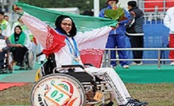 بانوی پارالمپیکی: پایبندی به اخلاق مهمتر از مدالآوری است