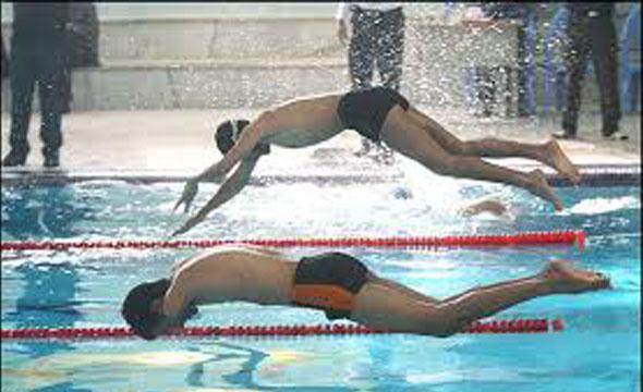 مقررات فنی شنا