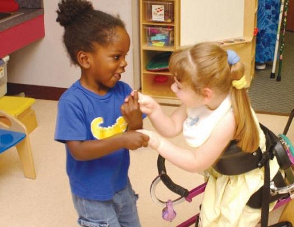 راه هایی برای درک مفهوم معلولیت توسط کودکان