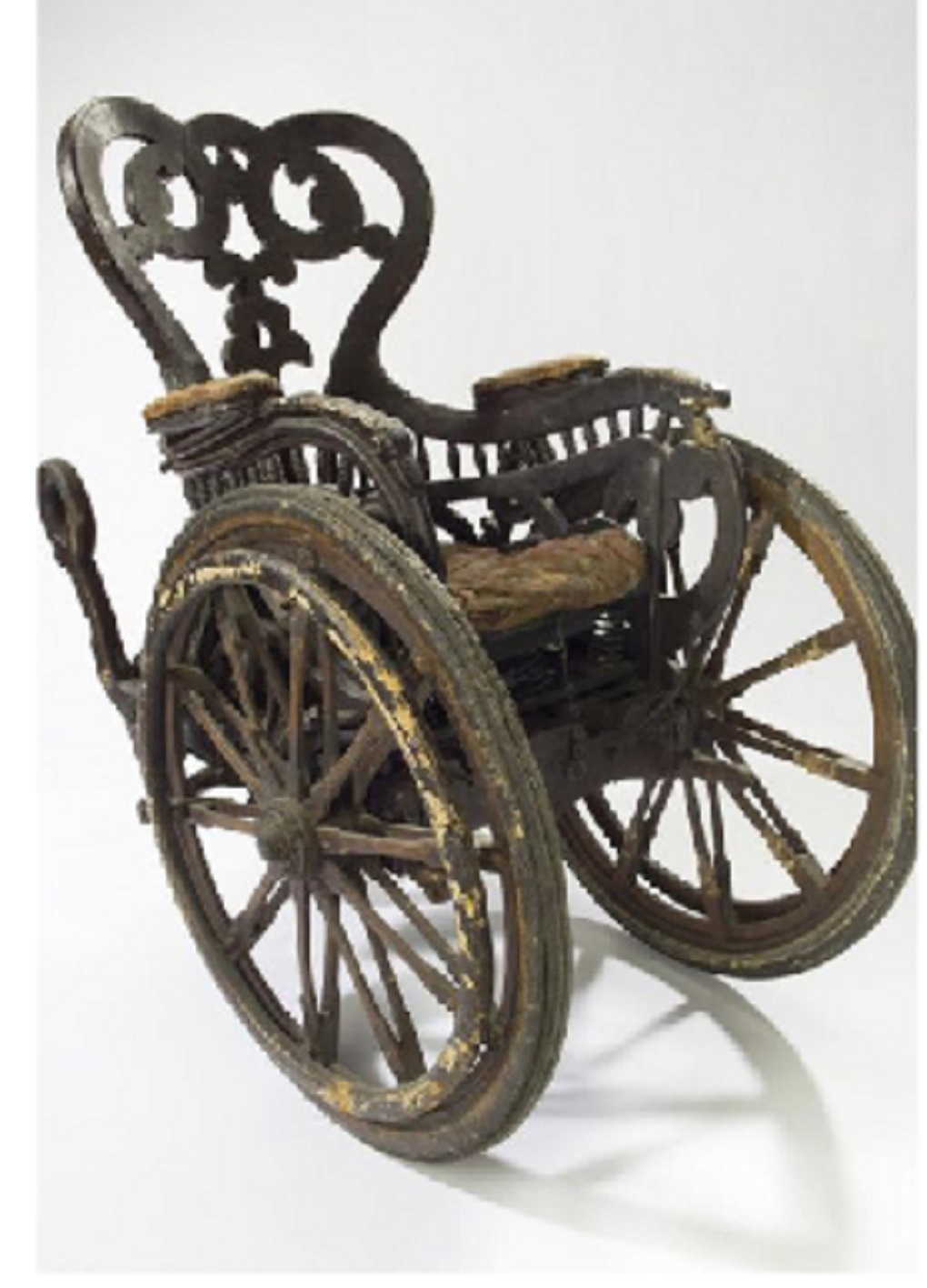 تاریخچه صندلی چرخدار