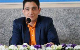علی ذوالفقار مدرس موسیقی ، مبتکر روش نوین تدریس موسیقی برای افراد دارای معلولیت